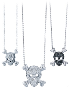 roberto coin skull and crossbones