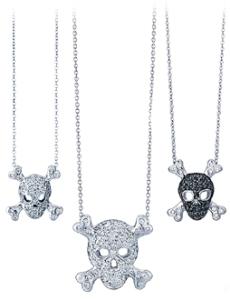 roberto coin skull and crossbones