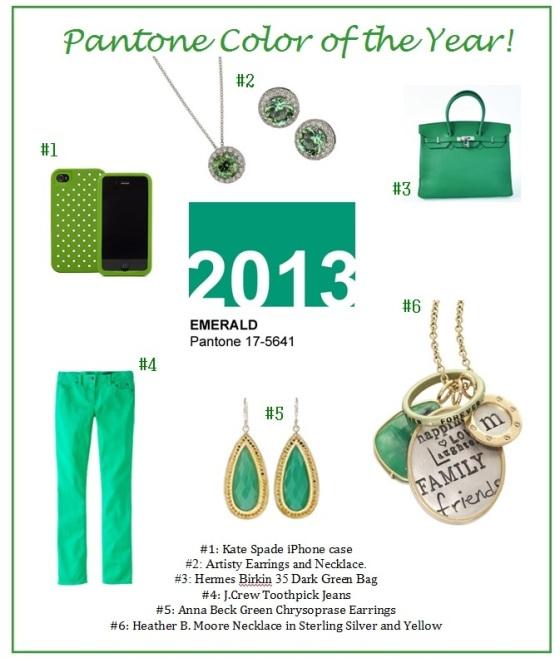 emerald pantone JPEG