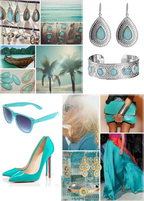 Trending Turquoise