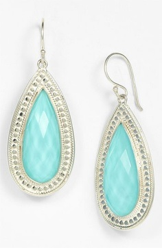 Anna Beck Turquoise earrings