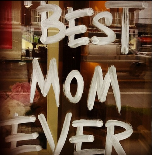 Love you Mom!