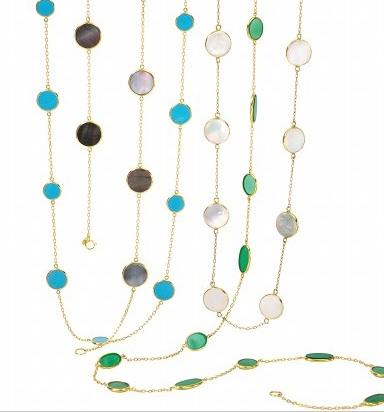 Mazza Necklaces- COLOR