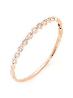 rose gold odealia bangle