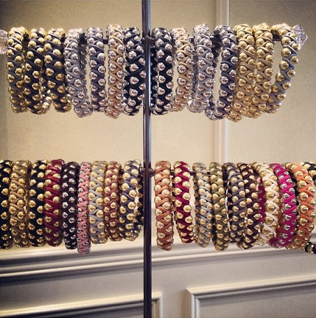 Somers bracelets- Fall 2013
